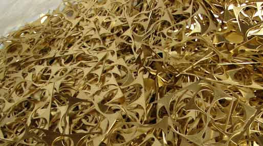image of scrap brass