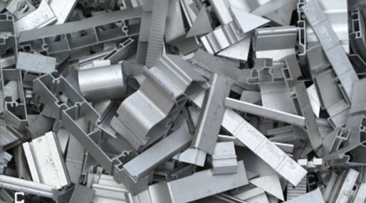 image of scrap stainless steel