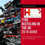 Tyre Recycling In The UK Guide