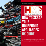 How To Scrap Your Household Appliances